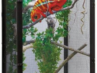 Zoo Med Repti Breeze Chameleon Kit  RETAIl  149 99   READ