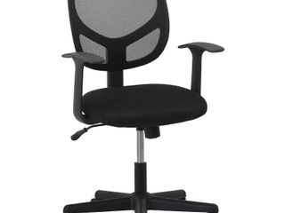 OFM ESS Collection Mesh Back Office Chair  in Black  RETAIl  133 00
