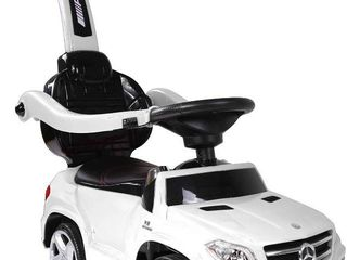 Best Ride On Cars 4 in 1 Mercedes PC White  RETAIl  80 98