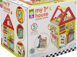 AlEX Jr  My First House Activity Center  RETAIl  49 99