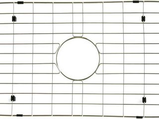 NWC Sink Protector  Metal Grid for Stainless Steel Kitchen Sinks   26 in X 14 in  RETAIl  59 90