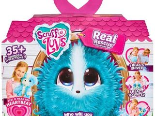 little live Scruff a luvs Plush Mystery Electronic Rescue Pet   Real Rescue  RETAIl  39 98