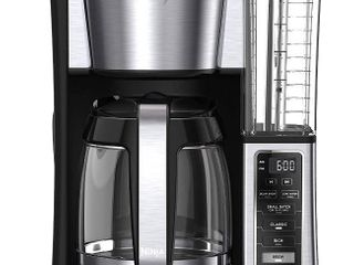 Ninja CE251 Programmable Brewer  with 12 cup Glass Carafe  Black and Stainless Steel Finish  RETAIl  99 99