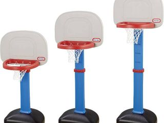 little Tikes Easy Score Basketball Set  Blue  3 Balls  RETAIl  31 99