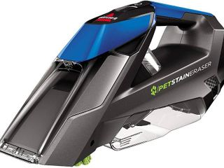 BISSEll  Pet Stain Eraser Cordless Portable Carpet Cleaner  RETAIl  84 99