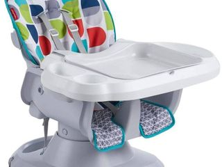 Fisher Pricer SpaceSaver High Chair  RETAIl  49 99