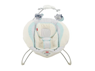 Fisher Pricer Moonlight Meadow Deluxe Bouncer  RETAIl  59 99