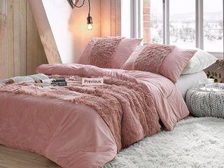 Are You KiddingIJ   Coma Inducer Oversized King Comforter   Blush  Retail 114 49