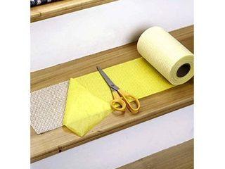 Rhody Rug Yellow Synthetic Stair Tread Installation Kit