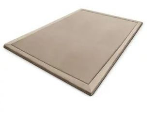 MICRODRY Cushioned Modern Memory Foam Area Rug with Built in Rug Pad  6  x 8  Retail 156 99