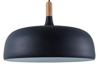 Southern Enterprises lenka 1 light Black Pendant lamp