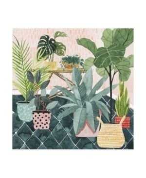 Grace Popp  Modern Jungle I  Canvas Art