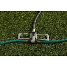 Orbit 2100 sq ft Spray Sled lawn Sprinkler