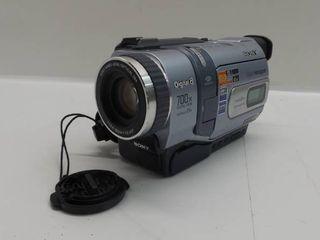 Sony 700X Digital 8 Handycam