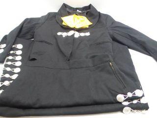 Mariachi folkloric suit for woman size l