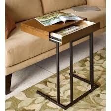 Carbon loft Nollet Pecan Pull Up Table  Retail 123 99