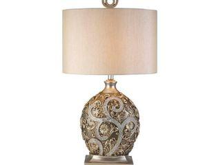 Golden Vine Table lamp  Retail 152 49