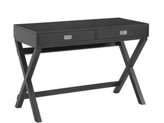 Poppy Black Writing Desk  Retail 171 49 black and wood