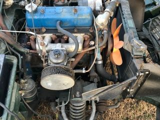 Barn Found 1971 Triumph Spitfire