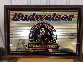 Budweiser  37x25