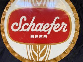 Schaefer Beer SST 19  round