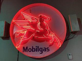 Mobilegas Pegasus neon  6  diameter