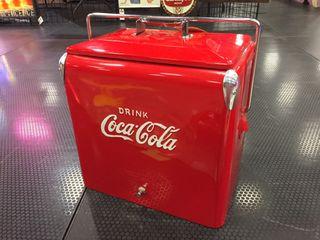 Coca Cola cooler  restored