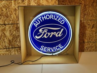 Ford neon sign 24in