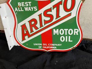 Aristo Motor Oil DSP flange 13 1 2x12