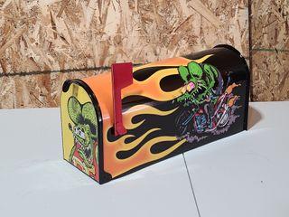 Rat Fink mailbox