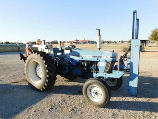 1990 Ford 4610 2W tractor  424 hrs showing  3pt