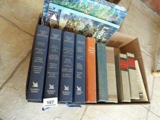 Books   Variety   one box
