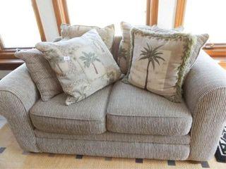 love Seat  Cushions
