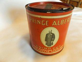 Prince Albert Tobacco Can  6
