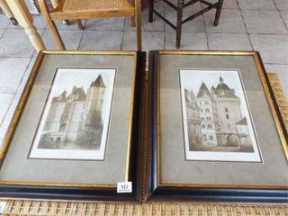 Artwork  Framed  Pair  2