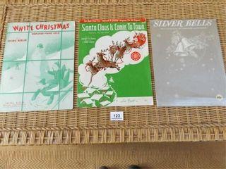 Christmas Sheet Music   3