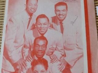 1955 The Great Pretender  Signed