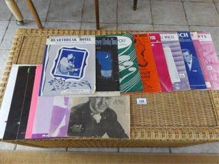 Sheet Music   Variety    12