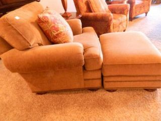 Chair and Ottoman Thomasville