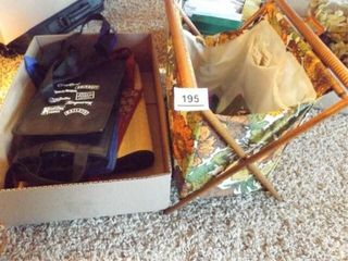Sewing Craft Bag  Wine Bags  Etc