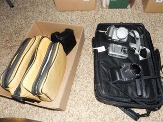 Computer Bag  Olympus Camera in Bag