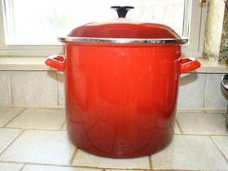 le Creuset Stock Pot with handles