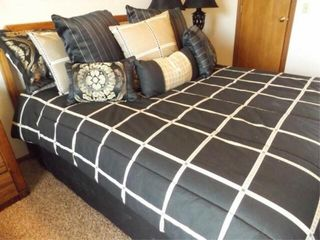 Queen Size Bedding and Pillows