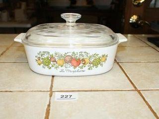 la Marjolaine  Casserole Dish with lid