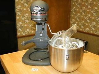 Kitchenaid Proline Mixer  Matte Grey