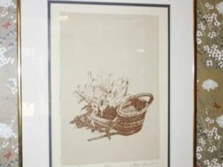 Framed Picture  limited 43 60