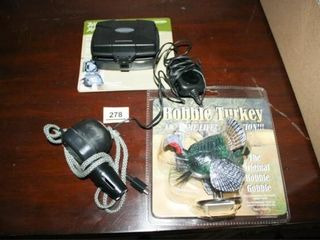 Digital Picture Viewer  Bobble Turkey  Call