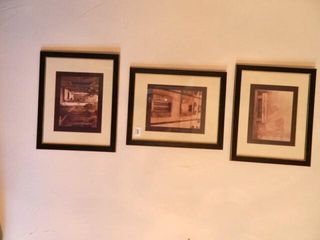 Wall Decor  Group of 3