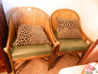 Matching Occasional Chairs   2
