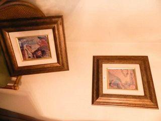 Framed Prints   2  Matching Frames